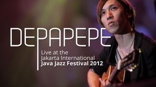"Depapepe ""Over The Sea"" Live at Java Jazz Festival 2012"