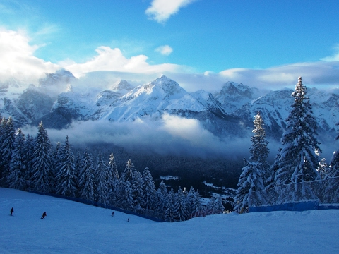Paganella Ski 2017 - Italy - Exclusive Empty Slopes - Narty Włochy Andalo
