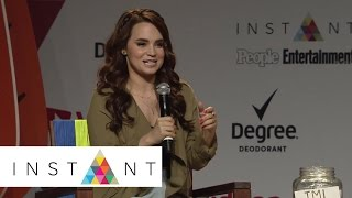 ROSANNA PANSINO Interview | Instant Exclusive | INSTANT