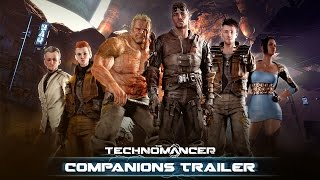 The Technomancer - Companions Trailer