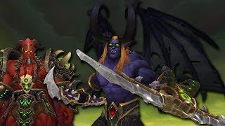 История Парных Клинков Искусителя. Warcraft | Вирмвуд