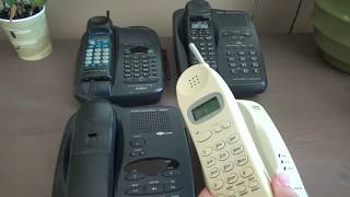 Security of Different Types of 900 MHz Cordless Phones