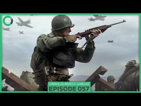 Call of Duty WWII & Nintendo Switch Sales Numbers Revealed - CI Gamecast Ep. 57 (Full)