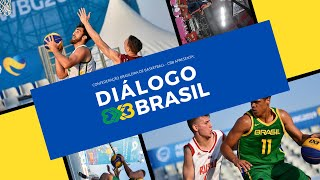 Diálogo 3x3 Brasil   Basquete 3x3 Feminino, por Andreia Domingues