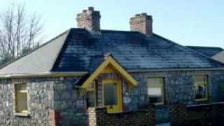 Irlandia Architektura i muzyka irlandzka