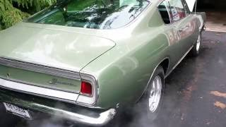 1968 Plymouth Barracuda 340 S