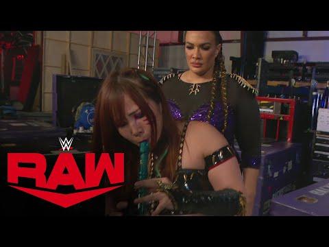 Nia Jax takes out Kairi Sane: Raw, May 18, 2020