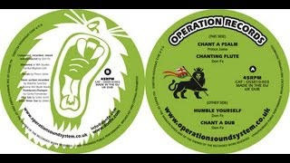 """Chant a Psalm"" Prince Jamo & Don Fe Operation Records OSSR10-003 - Out now!"