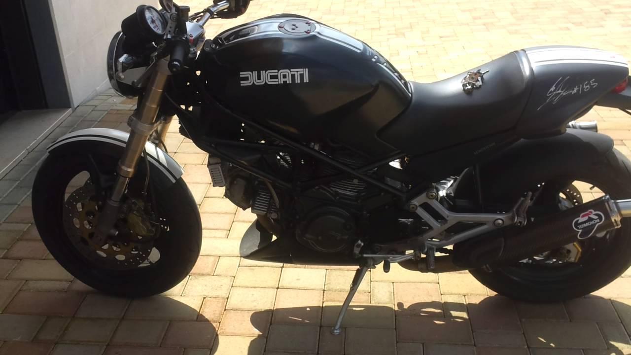 Ducati Monster 900 Carburatori Youtube