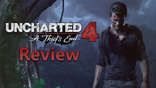 Uncharted 4: A Thief's End Review (Video Game Video Review)