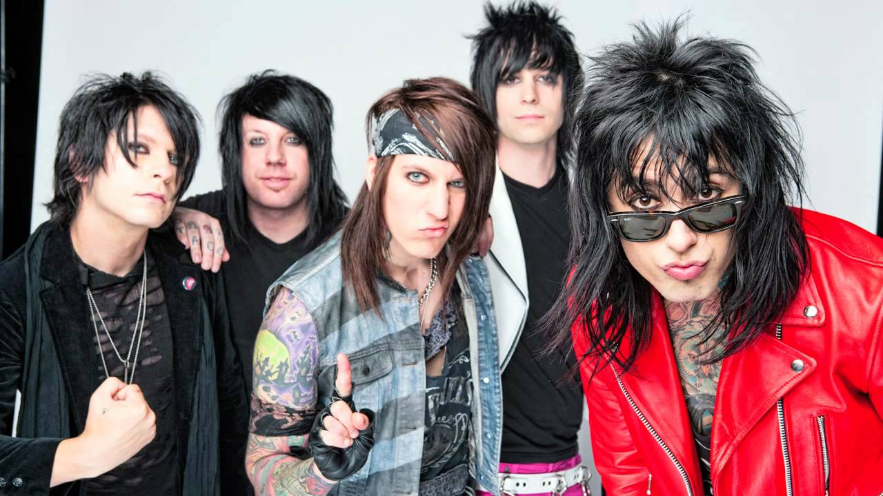 Wallpaper Falling In Reverse Falling In Reverse Quot Pick Up The Phone Quot Youtube