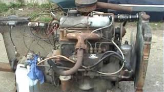 Repeat youtube video Mercedes Benz 170 D / 180D motor koude start.