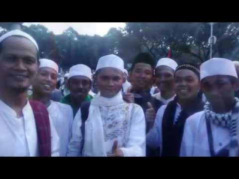 112 Aksi Bela Ulama Spirit 212 Masjid Istiqlal Song By Shoutul Harokah   Bingkai Kehidupan   YouTube