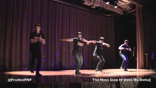the next step iv iota nu delta stroll 2