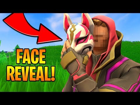DRIFT REVEALS HIS FACE?! - Fortnite FUNNY And CRAZY Moments (#1)