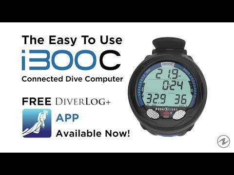 i300C Dive Computer & DiverLog+ App (EN)