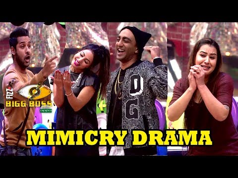 Bigg Boss 11: Contestants Turn Mimicry Artists Involves Gharwale In The Game thumbnail