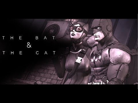 Batman and Catwoman Tribute || The Telltale Series