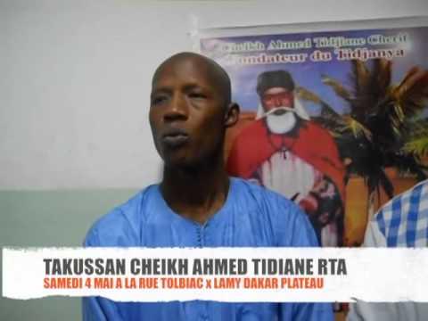 BANDE ANNONCE   Takussan Cheikh , Samedi 4 Avril 2013 à Dakar Plateau   AsfiyahiWEBTV
