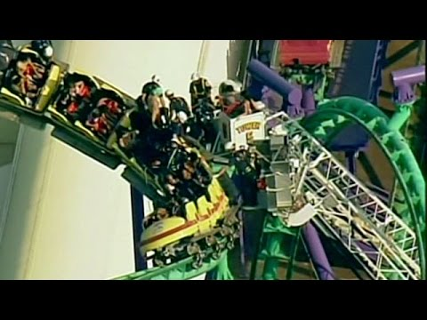 BBC Learning English: Video Words in the News: Rollercoaster rescue (13th August 2014)