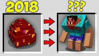 Что будет с этим Яйцом Вампира Через 10000 лет в Майнкрафт ! Секретные предметы в Minecraft Мультик