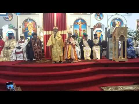 2014 St Mary of Zion Annual Celebration