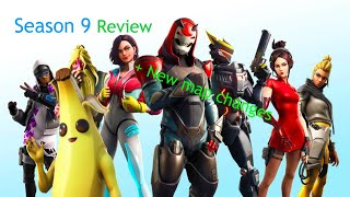 Fortnite season 9 cutscene + review battle pass