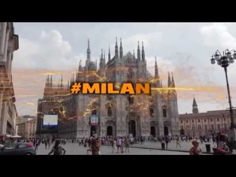 Milano - The major world fashion and design capital...Part1
