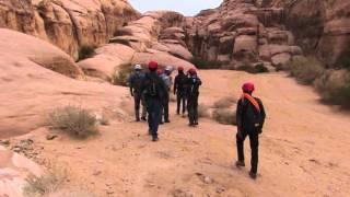 Mountain Qualification Label: UIAA Training Panel in Jordan