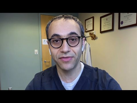 Dr. Sharkawy 'disappointed' with Ontario's latest pandemic approach