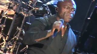 SEAL - Papa was a Rolling Stone / Killer (Live in Madrid)