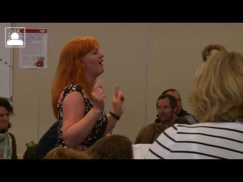 Côr Flash Mob Choir - Ysgol Hâf Academi Wales | Summer School 2017