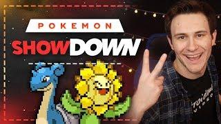🔴 FRANK'S SLEEPLOCKE TEAM! | Pokémon Showdown VS VIEWERS!