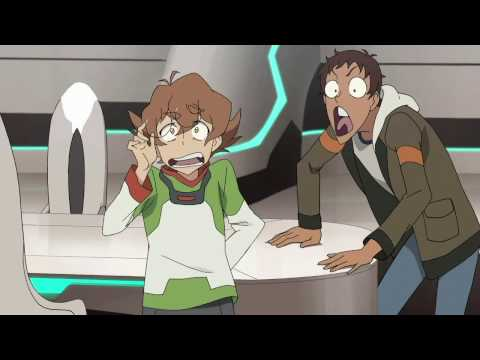 Voltron Cracks Rooster teeth edition