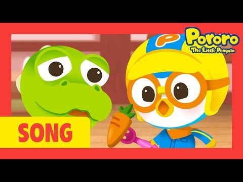 Pororo Healthy Life Song | Good habits nursery rhymes | Pororo songs