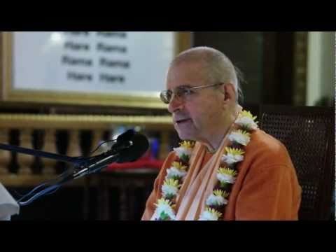 Lecture - Giriraj Swami - SB 10.3.13 - Fear of Death