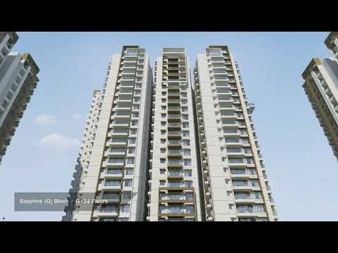 Luxury 3,4BHK Flats, Apartments for Sale in Hitech city