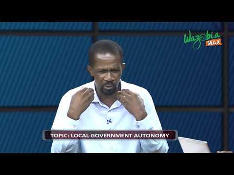 LOCAL GOVERNMENT AUTONOMY WITH OLASENI AJAYI. HELLO NIGERIA