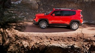 Real World Test Drive Jeep Renegade 2015