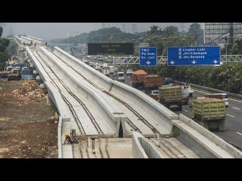Adhi Karya Raih Pembayaran LRT dari KAI