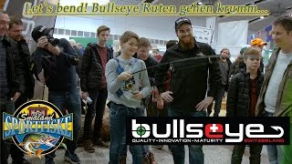 Bullseye Ruten im Simulatortest Hechtangeln Zanderangeln Bullseye Beast Bullseye Jig Whip