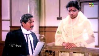 விசுவின். புத்திசாலி குறுக்கு விசாரணை சினிமா காட்சி || #VISU MOVIE || #COURT SCENE || #SUPER SCENES