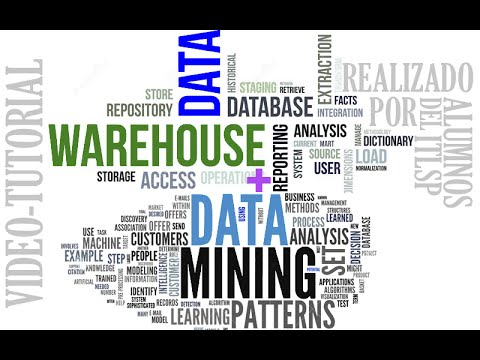 Data Warehouse - Construcción de un Data Mining + OlapX