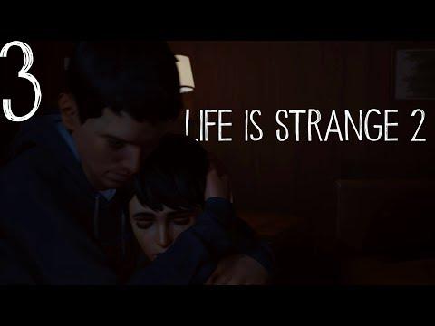 Life is Strange 2 4K Walkthrough Gameplay - Part 3 (END OF EPISODE 1) - Wolf Pack thumbnail