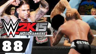 WWE 2K15 MeineKARRIERE [PS4] #88 - Rematch für Herrn Orton ● Let