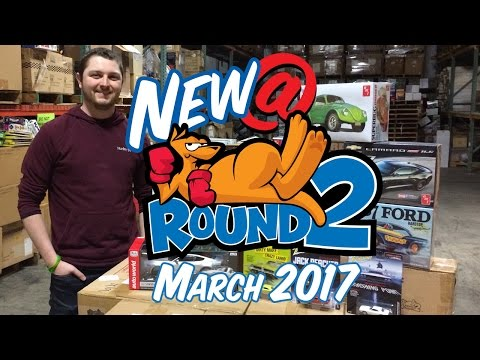 Round 2 March 2017 Product Spotlight