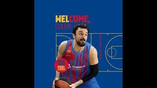 SERTAC SANLI  Welcome to Barcelona Lassa ● 2021