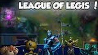 BAIT DA PINK - League of Legis !