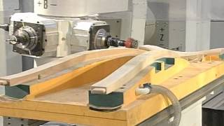 BACCI 8-AXES CNC WORKING CENTRE MODEL TWIN // NO PITAGORA
