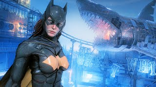 UN PARC D'ATTRACTION MORTEL (Batman Arkham Knight : DLC Batgirl)